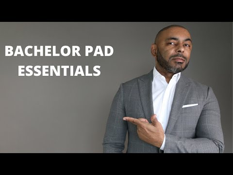6 MORE Essentials Men Need In Their Bachelor Pad