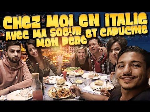JE VOUS FAIS VISITER CHEZ MOI EN ITALIE -vlog by Alex-