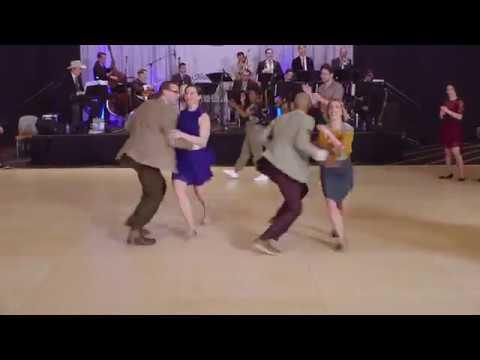 Lindyfest 2018 - Invitational Swing Dance Battle Finals