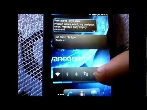 LG GT540 Swift Android 2.3