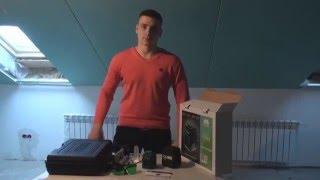 Лазерный уровень ADA CUBE 360 Green. Обзор. Супер яркий зеленый луч(Лазерный уровень ADA CUBE 360 Green – это измерительный инструмент, функционал которого оценят и профессионалы,..., 2016-01-26T09:05:58.000Z)