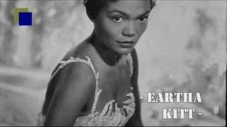 B&B - Eartha Kitt, Champagne taste