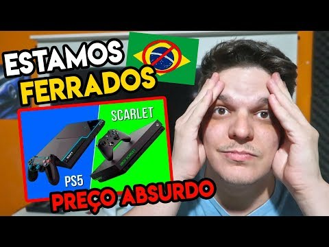 xbox-scarlett-e-playstation-5-suposto-preÇo-revelado---a-vergonha-de-ser-brasileiro-😭😭😭