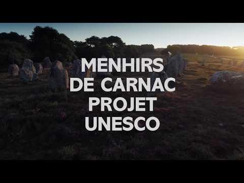 Menhirs de Carnac / Projet UNESCO - 2018 - version longue