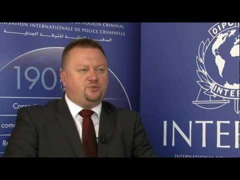 EURO 2012 INTERPOL interview with Lieutenant Colonel Rafal Lysakowski