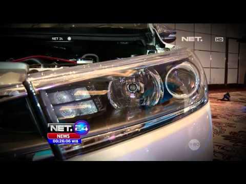 Sejumlah Pabrikan Otomotif Dunia Luncurkan Produk Terbaru - NET24