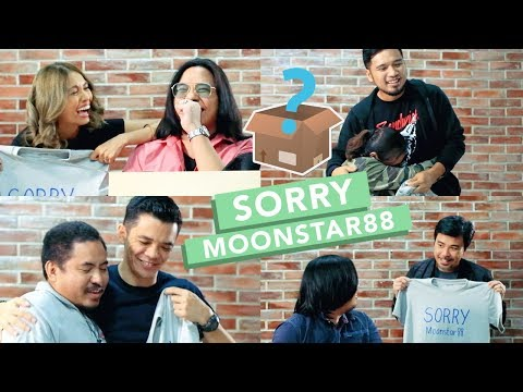 Sorry - Moonstar88 (Official Video)