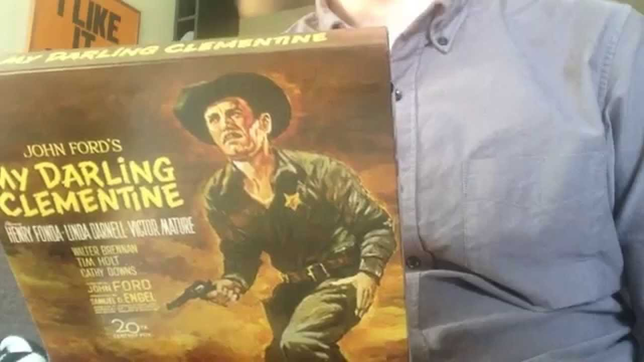 Download My Darling Clementine - Ltd Edition  Arrow blu-ray Review