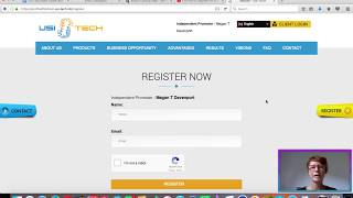 How To Register For FREE With USI Tech - 2017