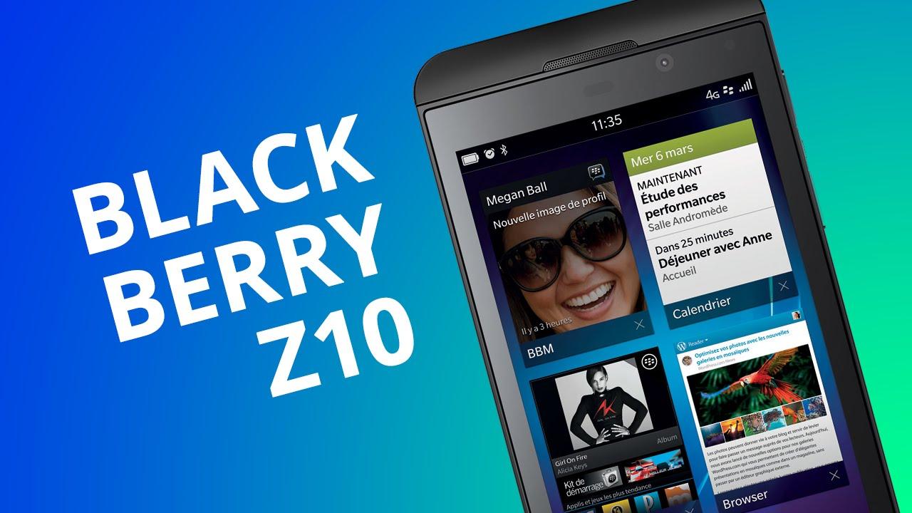 165fcafc87d Blackberry Z10 [Análise] - Vídeos - Canaltech