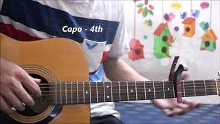 Tera Ghata | Gajendra Verma - Guitar Cover lesson chords Easy Beginners