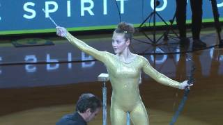 Sofie Dossi (Live @ Bankers Life Fieldhouse in Indianapolis) (19-12-2016) thumbnail