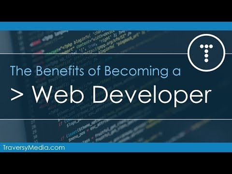 The Benefits Of Becoming a Web Developer