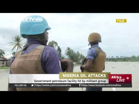 Nigeria's petroleum facility hit by militant group
