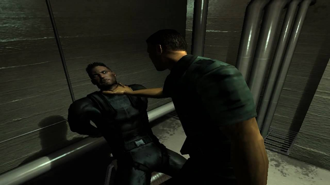 Saving Fisher Splinter Cell Chaos Theory
