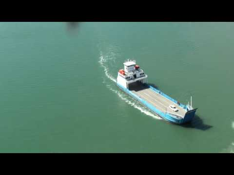 Aerial Boat Photography and Videography - Jumbo Aerials
