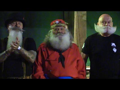 Gara Di Barba E Baffi Alla Festa Di San Rocco