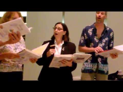 San Diego Christmas Carolers Hark the Herald Angels Sing