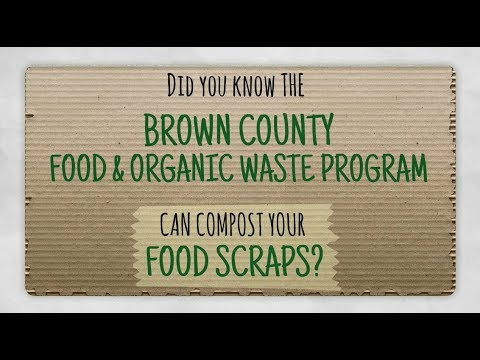 Food & Organic Waste Program | Brown County Resource Recovery