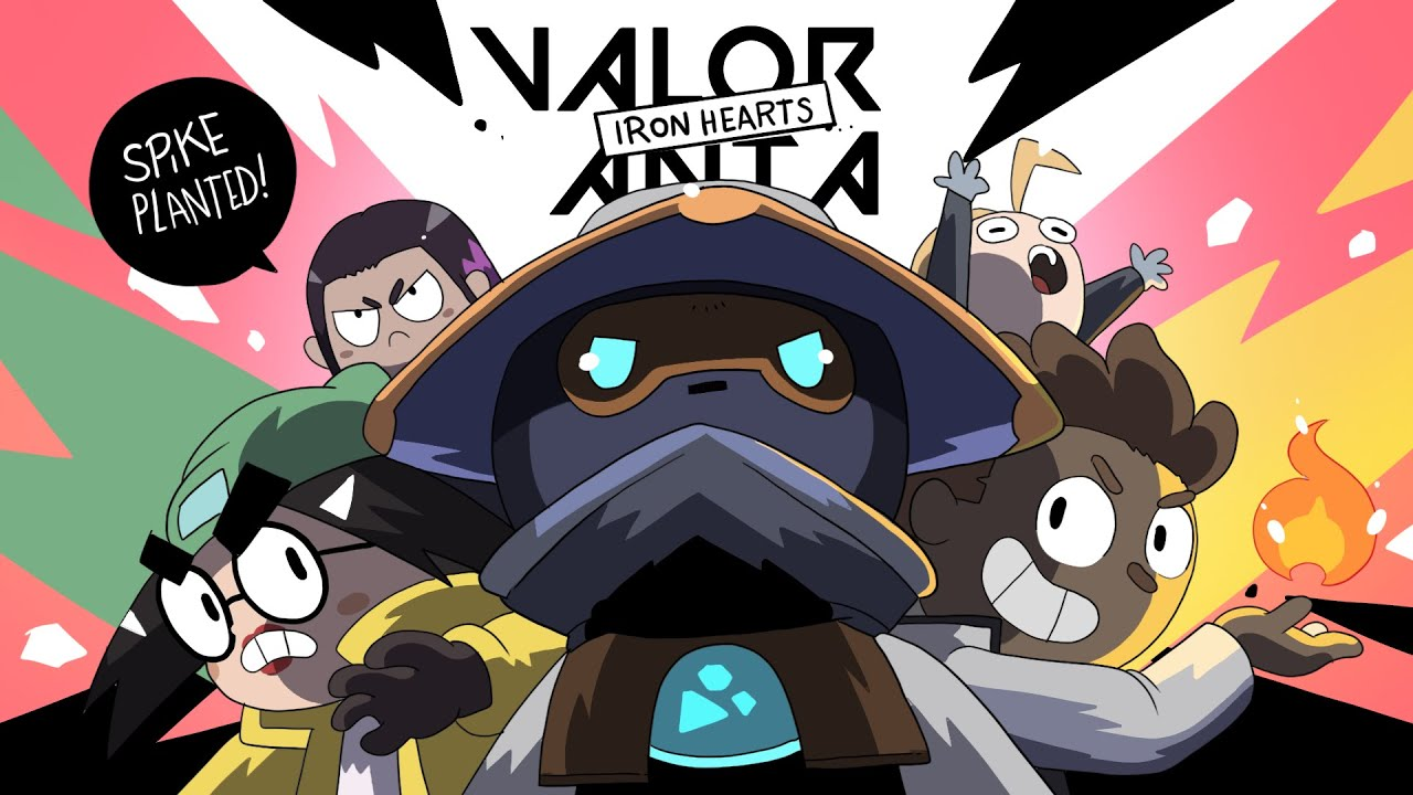 Download VALORANTA IRON HEARTS 2 (VALORANT ANIMATION)
