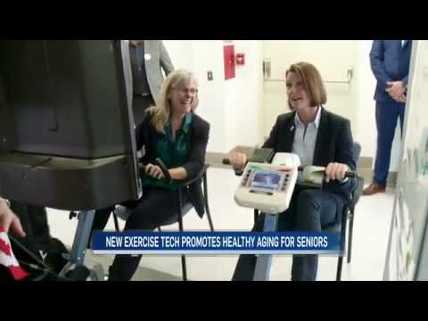 Motiview - Bruyère launches innovative healthy aging technology - On CTV Ottawa