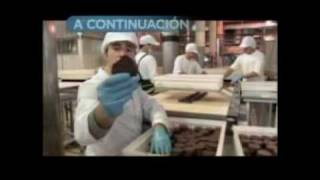 Como se hacen los Alfajores Havanna Hecho en América Latina conduce Hiram Vilchez Discovery Channel