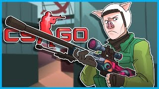 CS:GO Funny Moments & Fails! - ARE YOU OR A LOVED ONE SUFFERING FROM PREMATURE CONGRATULATIONS?! thumbnail