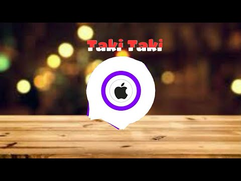 IPhone Ringtone Remix Taki Taki