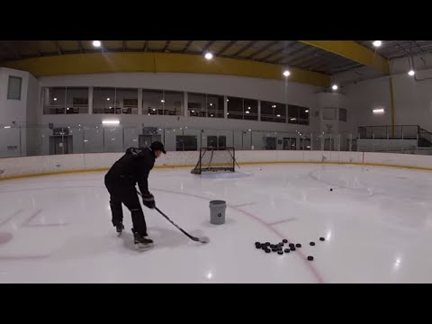 Change the Angle of Your Shot and Score More Goals Like Auston Matthews