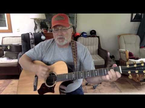 1872  - Going Down To The River -  Doug Seegers vocal & acoustic guitar cover & chords
