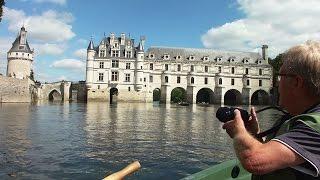 Schlösser an der Loire - Blois - Chambord - Chenonceaux - Ussé - Vilandry