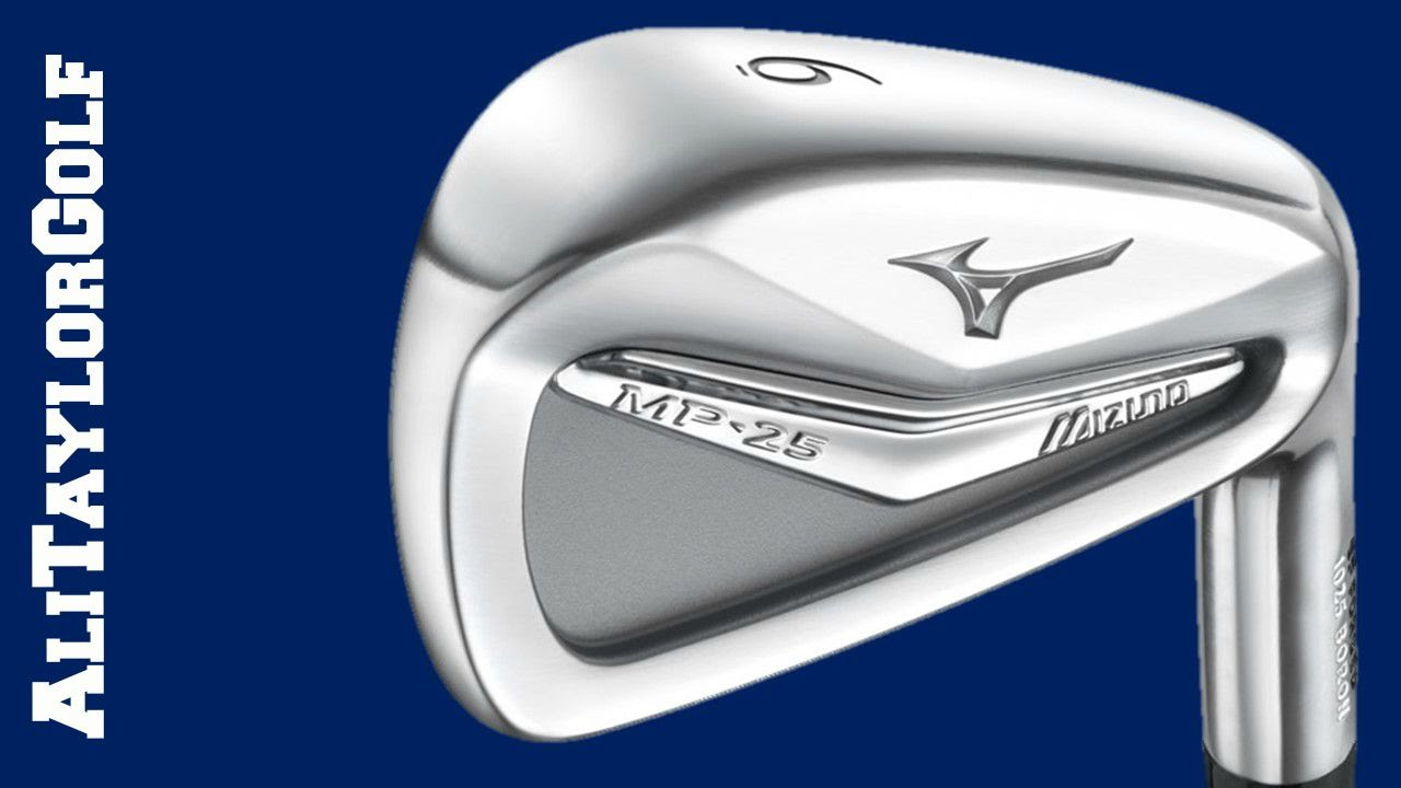 mizuno mp 25 irons review