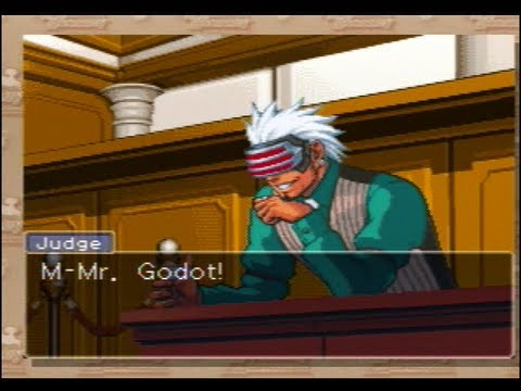 Phoenix Wright Trials And Tribulations Ep 2 Part 11
