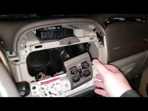 Disable Alarm Pt Cruiser Chrysler How To