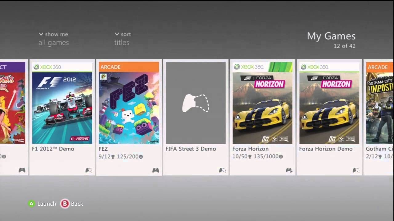 How to Pin Websites, Games to Xbox Home Screen - Xbox Dashboard Update  October 2012