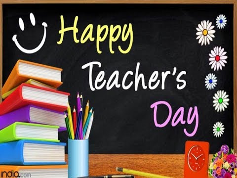 Teachers Day Essay or speech in English for Students and Others