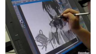 イラストレーター toi8 - Drawing with Wacom (DwW) thumbnail
