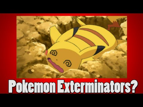 Pokemon Extermination Is A Thing Now Thanks To Pokemon GO?