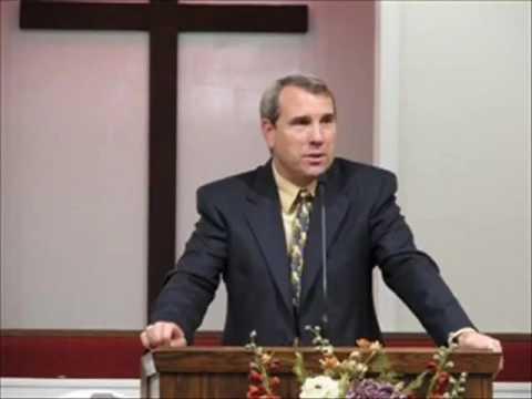 Three Types of Man - Pastor James Knox