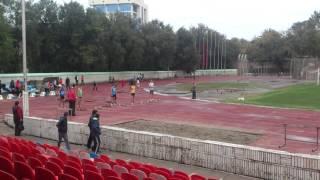 Чемпионат средней Азии по легкой Атлетике