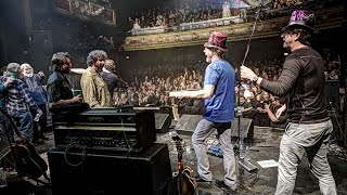 Leftover Salmon's Surprise Birthday Party – 12/31/14 – Chicago, Il