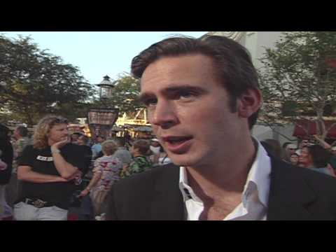 "Pirates Of The Caribbean: Jack Davenport ""Norrington"" Exclusive Premiere Interview"