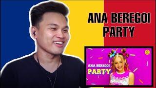 ANA BEREGOI - PARTY MUSIC REACTION