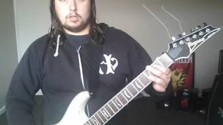 Rob Zombie - The Life And Times Of A Teenage Rock God (Guitar Lesson)