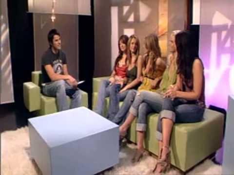 Girls Aloud : Interview (T4 2005)