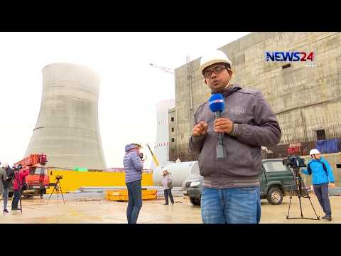 Nuclear Power in Belarus - First Nuclear Power Plant Under Construction Report 01/02 on NEWS24