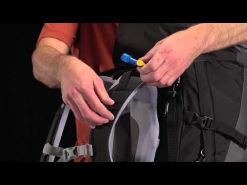 Thule Guidepost Backpacking Pack Demonstration