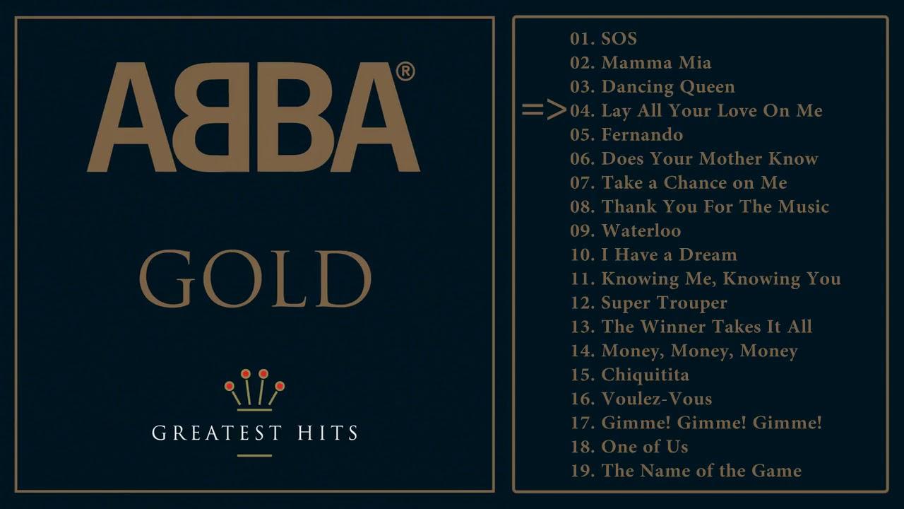 ABBA - Gold Greatest Hits 2018 full album