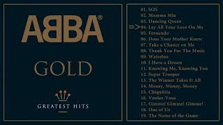 ABBA - Gold Greatest Hits 2018 full album