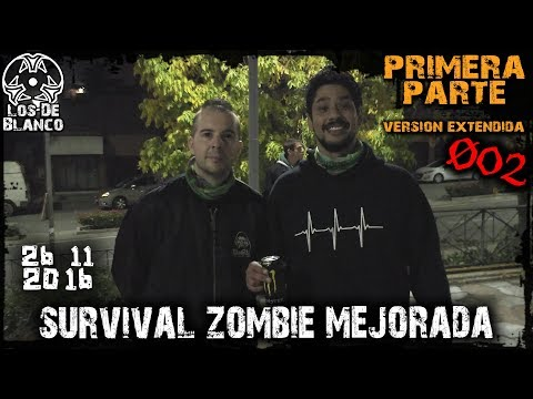 Mejorada del Campo Survival Zombie Ø02 1de2